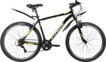"""139819 2 350x207 - Велосипед Stinger CAIMAN, р.20, цвет чёрный, 2020г., колеса 27"""""""