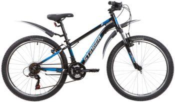 """139828 2 350x205 - Велосипед Stinger ELEMENT STD, р.12, цвет чёрный, 2020г., колеса 24"""""""