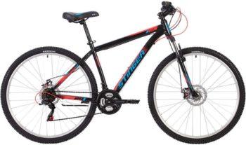 """139998 2 350x207 - Велосипед Stinger CAIMAN D, р.20, цвет чёрный, 2020г., колеса 29"""""""
