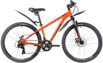 "140008 2 350x214 - Велосипед Stinger ELEMENT EVO, р.14, цвет Оранжевый, 2020г., колеса 26"""