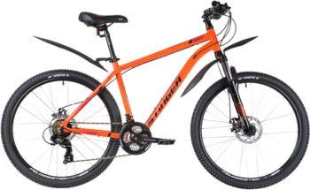 "140010 2 350x215 - Велосипед Stinger ELEMENT EVO, р.18, цвет Оранжевый, 2020г., колеса 26"""