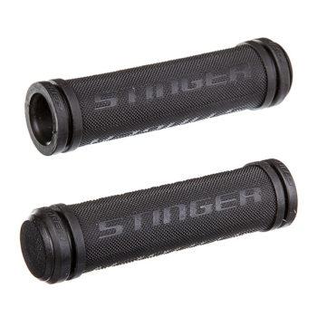 088297 2 350x350 - Грипсы HL-G107-1, 122 мм, Stinger, черный
