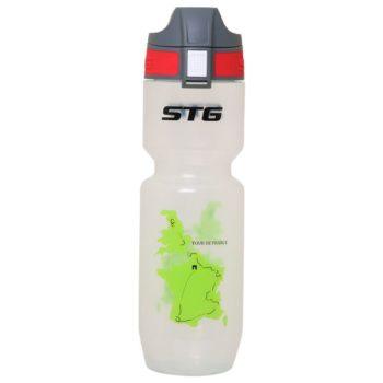"102683 2 350x350 - Велофляга STG 750мл  ""Tour de France"" TRANSPARENT, ED-BT21"