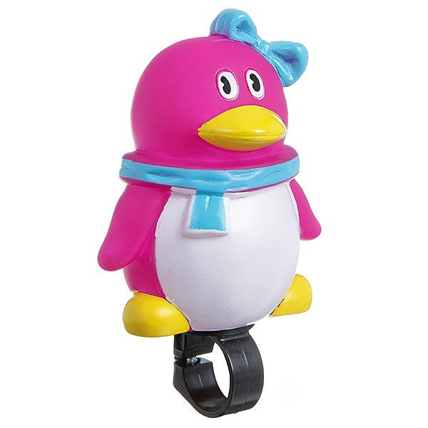 """103545 2 - Клаксон """"Зайчик""""/""""Пингвин"""""""