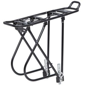 """110426 2 350x350 - Багажник для велосипеда STG, 26""""-28"""", задний KWA-637-05 , алюм., черн."""