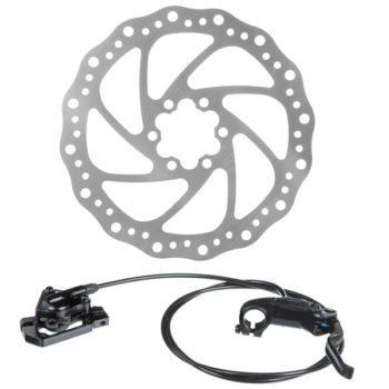 111069 2 350x350 - Тормоз гидравлический дисковый Artek ADC-SLP задний 1350 мм ( ручка,калипер,супорт с болтами в компл