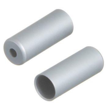 111087 2 350x350 - Наконечник скоростной оплетки Artek YZ-15579 алюм. 5,1 мм серебр. Инд упак 100 шт в упак.