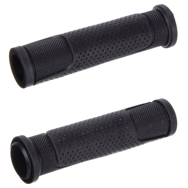 120141 2 - Грипсы HL-G305, 125 мм, черные