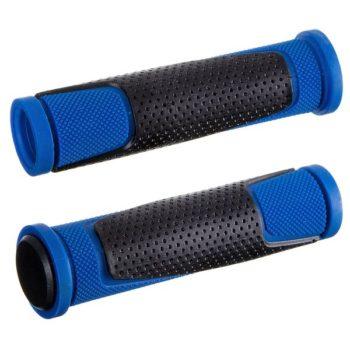 120143 2 350x350 - Грипсы HL-G305, 125 мм, черные/синие