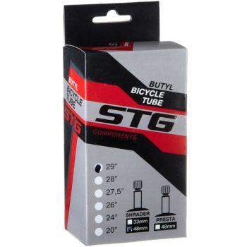 120352 2 350x350 - Камера велосипедная STG, бутил ,29Х1,95/2,125  ,автониппель 48мм (упак.: коробка)