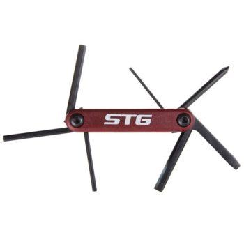 120421 2 350x350 - Ключи шестигранные STG, модель YC-270 (8 предметов)