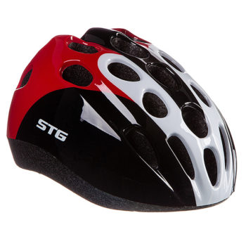 127464 2 350x350 - Шлем STG , модель HB5-3, размер  S (48-52 см) Черн/карсн/бел