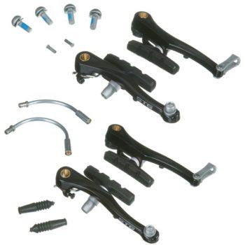 128563 2 350x350 - Тормоз v-brake STG 621ADX-BK ( компл.перед/зад) упаковка коробка