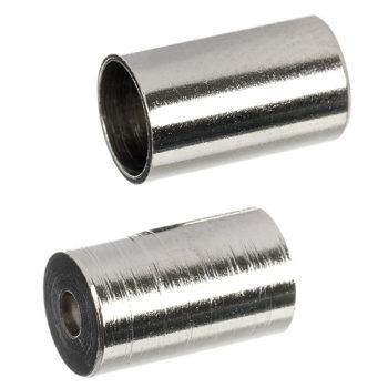 128595 2 350x350 - Наконечник скоростной оплетки STG HJ-D92N  алюм. 5 мм серебр. Инд упак 20 шт в упак.