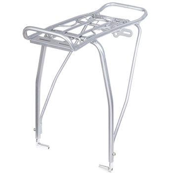 """131007 2 350x350 - Багажник для велосипеда 26""""-29"""", задний KWA-624-05, алюм.,серебр. Под диск."""