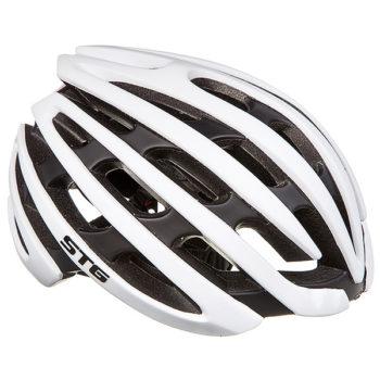 135684 2 350x350 - Шлем STG, размер M (55-58) cm, HB97-B бело/черный, с фикс застежкой.