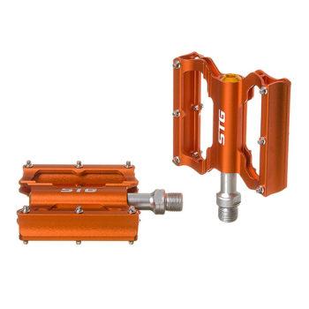 135887 2 350x350 - Педали STG BC-PD213 алюм, на пром подшип. Оранж