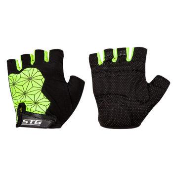 135917 2 350x350 - Перчатки STG Replay unisex   черно/зеленые. размер XL