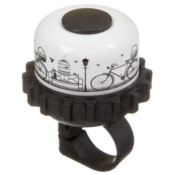 135932 2 350x350 - Звонок STG 23R-A  картинка с велосипедом.