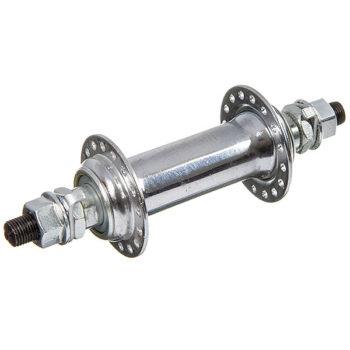 135946 2 350x350 - Втулка передняя STG A03F сталь 32отв. Под гайки OLD 100 серебр под v-brake