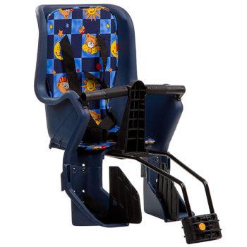 135999 2 350x350 - Кресло детское заднее GH-029LG синее  с разноцветным текстилем