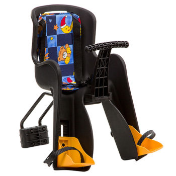 136006 2 350x350 - Кресло детское Переднее GH-908E черное с разноцветным текстилем