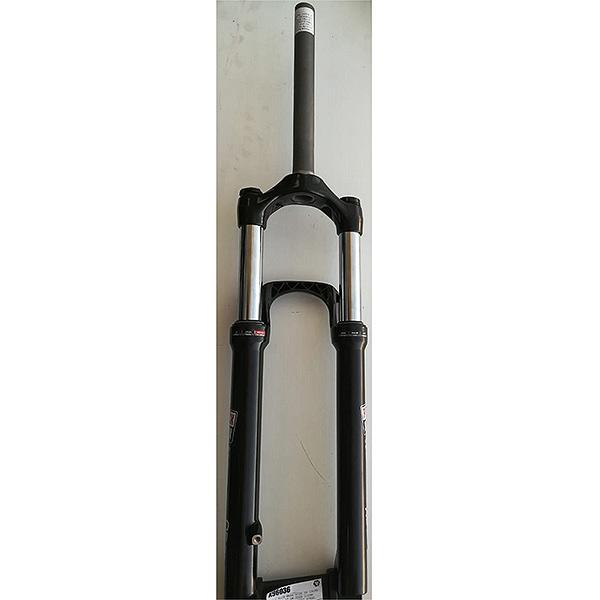 "136323 2 - Вилка Rock Shox XC30 TK CROWN ADJUST 27.5"" QR COIL 120MM GLOSS BLACK 42 OFFSET STEEL STEERER B4"