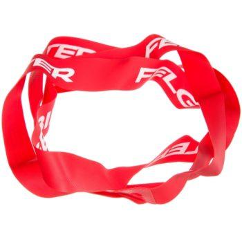 """140479 2 350x350 - Лента ободная красная с белым логотипом для 27,5"""""""