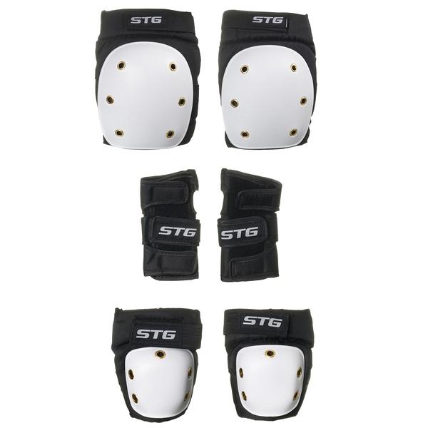 141275 2 - Защита рук и ног STG  YX-0338  размер M (наколен. И на руки)