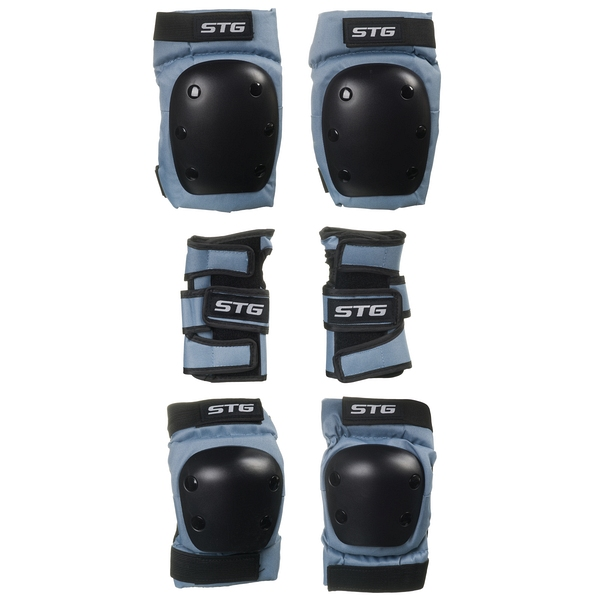 141276 2 - Защита рук и ног STG  YX-0337  размер S (наколен. И на руки)
