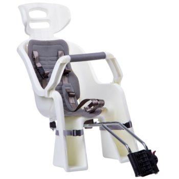 141296 2 350x350 - Кресло детское заднее Sunnywheel в цветной коробке, модель SW-BC-137, серая наклдака, белый корпус